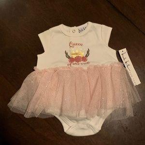 Nicole Miller Tutu Dress Size 6/9 Months